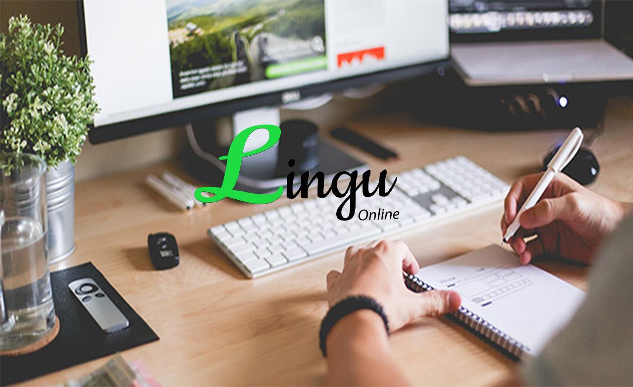 Página de Lingu